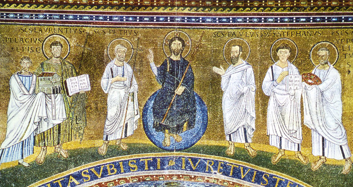 San Lorenzo mosaic